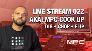 Sunday Akai MPC Studio Session - Live Stream | 19 May 2019