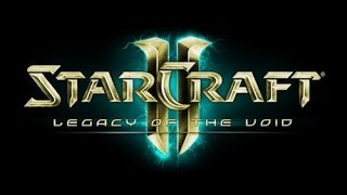 StarCraft II Legacy Of The Void MC+Hyun vs Polt+soO progamers showmatch first real gameplay