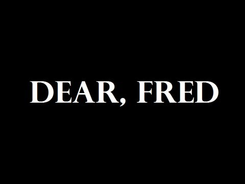 Dear Fred - D3200