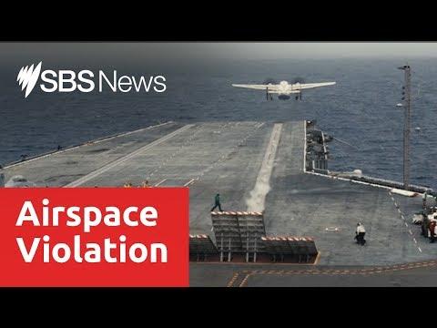 South Korea fires warning shots at intruding Russian warplane