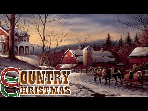 Top 100 Country Christmas Songs - Country Music Version Of Famous Christmas Songs and Carols