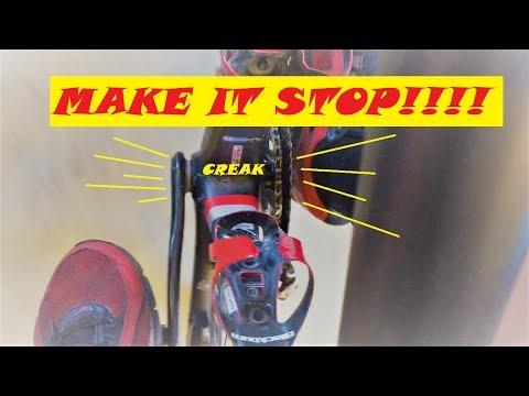 How to silence a creaky BB30 or PF30 bottom bracket