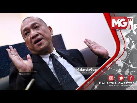 TERKINI : MCA Tak Iktiraf Saya Setiausaha Agung BN - Nazri Aziz