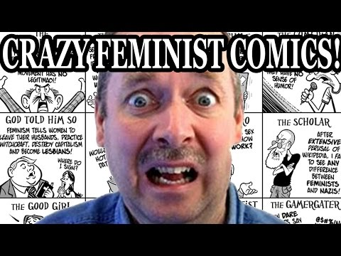 RE: The 32 Types of Anti-Feminist