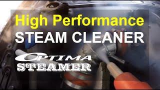 Amazing Industrial Steam Clean…