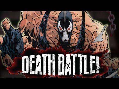 BANE BREAKS INTO DEATH BATTLE!
