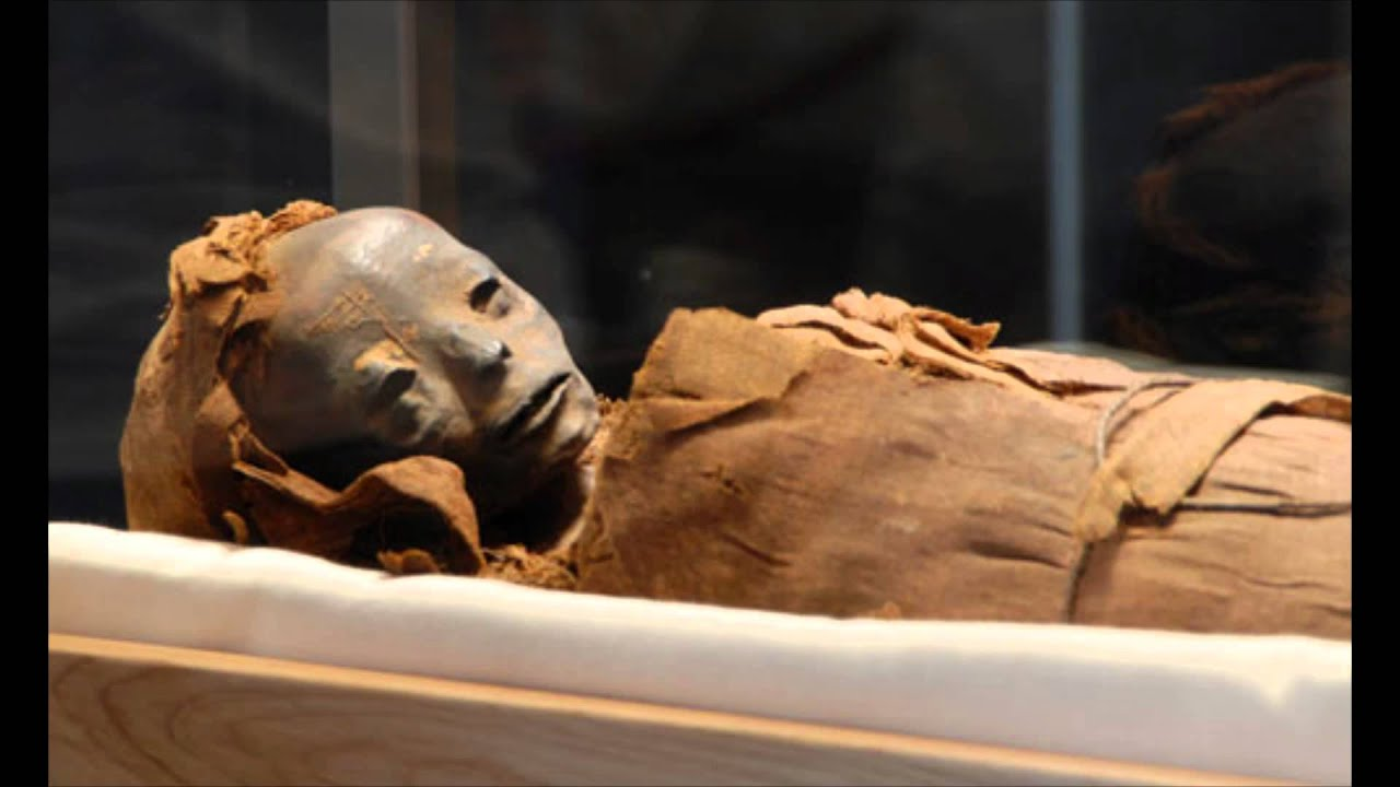 и картинки мумии пирамиды
