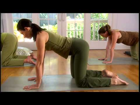 Yoga Journal - Yoga For Your Pregnancy - Energizing