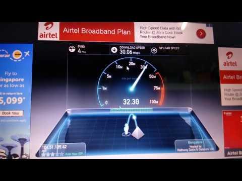 ACT Fibernet Bangalore Review