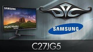 Мое мнение о SAMSUNG C27JG50QQI | 27', 144 Hz, SVA, WQHD