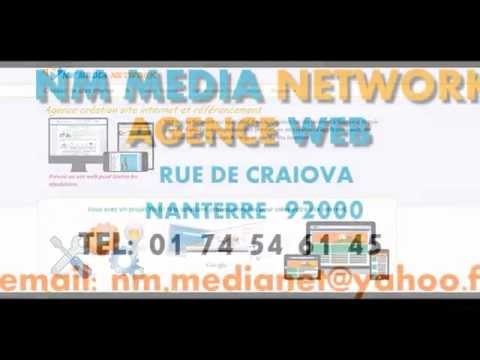Agence Web, Création de sites internet - NM Média Network
