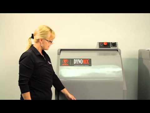 DynoMix Multi-Size 5925 Gyro Mixer - Gyroscopic Mixing - Red Devil