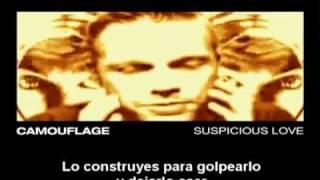 Camouflage - Suspicious Love @ Bodega Bohemia 1993