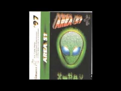 Dj Xray Live Area 51. 1997 (Side B)