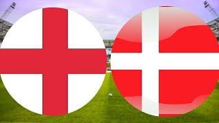 Футбол Евро 2020 Англия Дания итог и результат Чемпионат Европы по футболу 2020