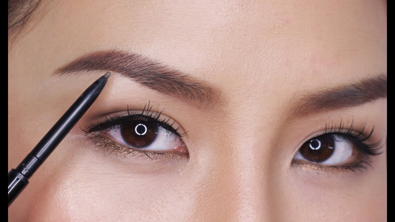 Perfect Eyebrows In 3 Minutes Youtube