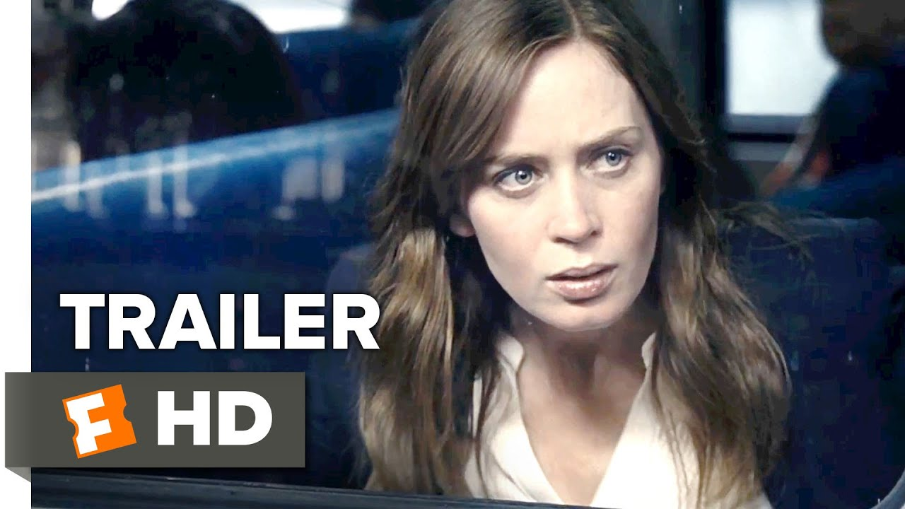 the girl on the train official teaser trailer #1 (2016) - emily