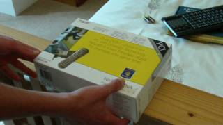 Hauppauge WinTV Nova-TD 500 DVB-T TV Card - Unboxing & Look at