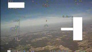 FPV 51,9km flight Multiplex Twinstar II