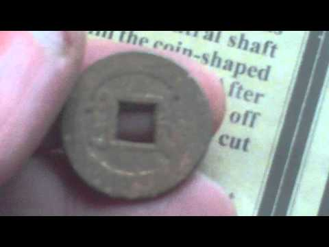 CHINESE CASH COINS, 7AD TO 1636,FROM HAN TO Q'ING DYNASTY