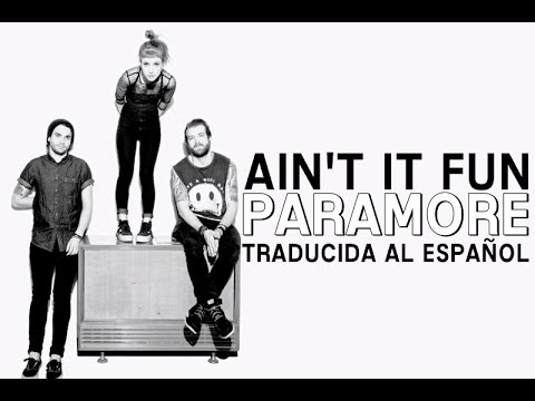 Aint It Fun Paramore Album 06 || Ain't...