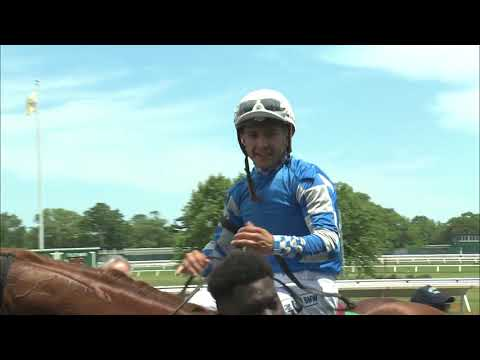 video thumbnail for MONMOUTH PARK 6-8-19 RACE 2