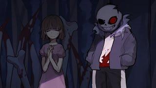 Horrortale Comics 1 Озвучка