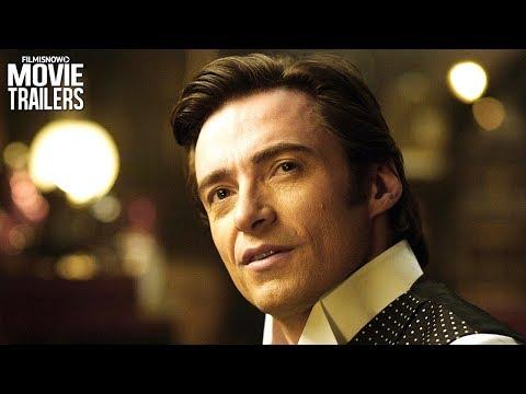 Hugh Jackman is P.T. Barnum in THE GREATEST SHOWMAN Trailer