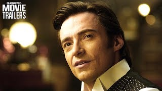 Hugh Jackman is P.T. Barnum in THE GREATEST SHOWMAN Trailer