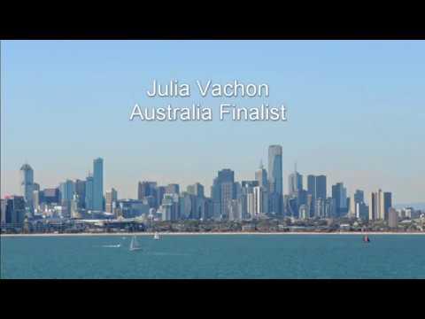 The Intern Group Global Leadership Grant 2018 -  Australia Finalist - Julia Vachon