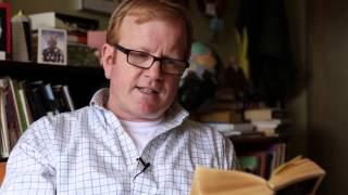 Timothy Taylor reads from Don Quixote thumbnail