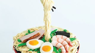 Can You Believe These Are Cakes? | Gravity Defying Ramen | How To Cake It