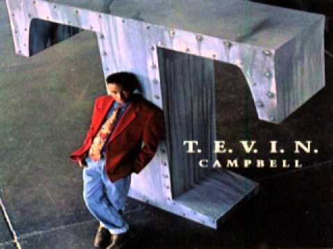 Tevin Campbell ~ Alone With You (1992)