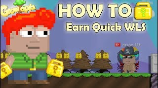 How To Quickly Start Growtopia with World Locks! | GrowTopia