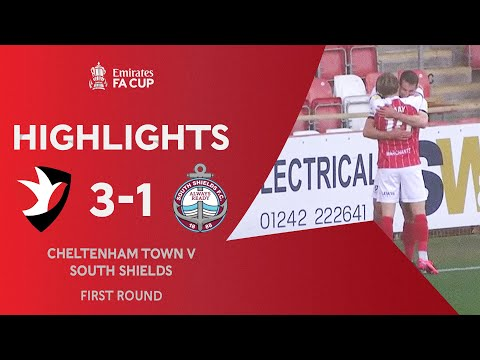 Cheltenham South Shields Goals And Highlights