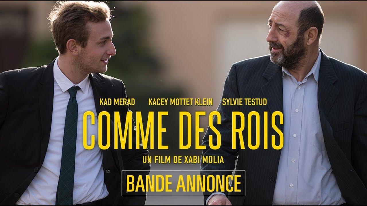 COMME DES ROIS - Bande annonce