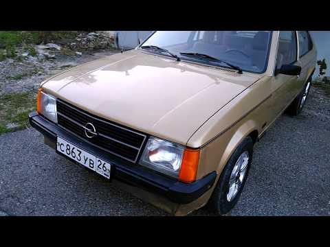 Opel Kadett D Cupe с АКПП ЖИВЕЕ ЖИВЫХ!