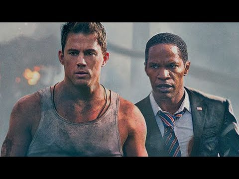 White House Down Trailer #2 2013 Jamie Foxx Movie - Official [HD]