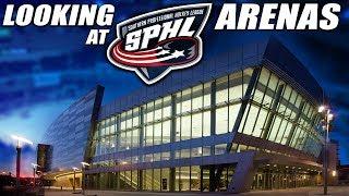 Looking at SPHL Arenas