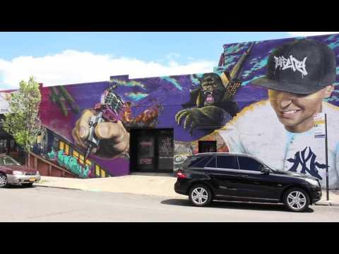 The SOHO of the Bronx: Belmont Art
