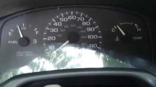 1997 Chevrolet Cavalier 2.2L