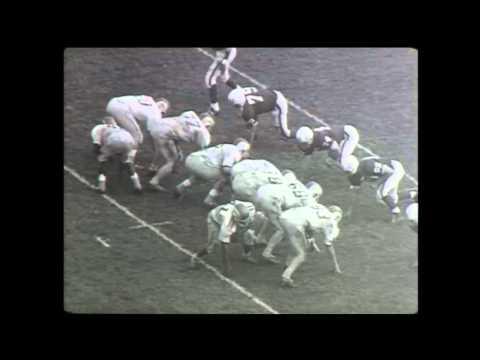 Big Ten Film Vault: 1963 Yearbook - Wisconsin vs. Ohio State