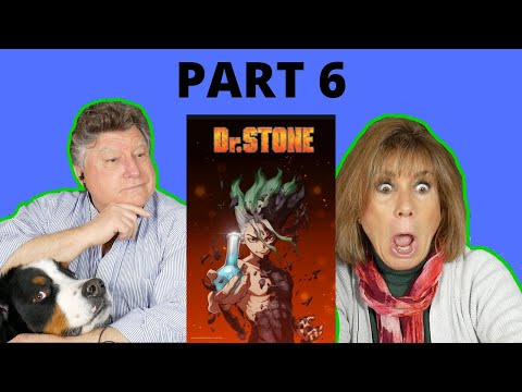 MY FAMILY REACTS TO DR. STONE EP 6