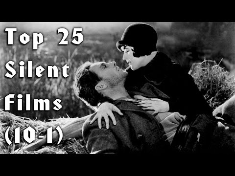 Top 25 Favourite Silent Films Part Two (10-1)
