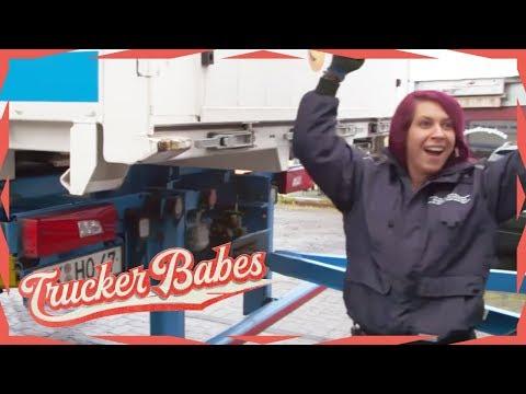Vorteile eines Trucker Babes? Katrin zeigt sie uns! | Trucker Babes | kabel eins