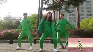 외계인댄스 2탄