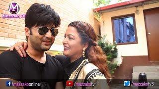 Aaryan Sigdel & Rekha Thapa || कस्तो होला आर्यन रेखाको कम्बो ?? Mazzako TV