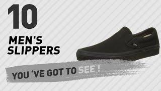Top 10 Men'S Slippers // UK New & Popular 2017