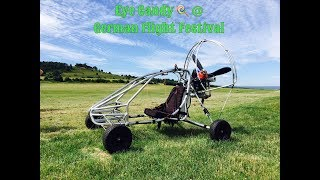 Best of the German Flug Festival, Paramotor, ultralights and Trike