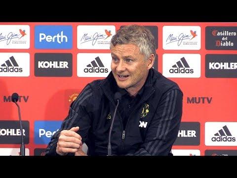 Manchester United 4-0 Leeds - Ole Gunnar Solskjaer Post Match Press Conference - Man Utd Tour 2019